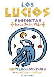 Party Flyer Los Lucios presentan: Fin de Año 31 Dec '20, 22:00