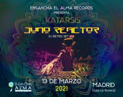 Party Flyer Katarsis 13 Mar '21, 23:30