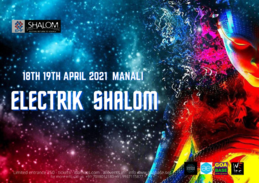 Party Flyer Electrik Shalom teaser 18 Apr '21, 10:00