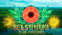 Party Flyer Solstitium 17. Jun. 21, 18:00