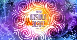 Party flyer: FORESTDELIC SOLSTICE 19 Jun '21, 20:00