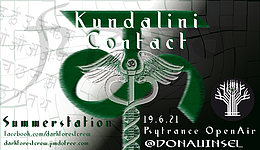 Party flyer: Kundalini Contact 19 Jun '21, 13:00
