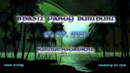 Party Flyer Bbash Party Bumbum 17 Jul '21, 14:00