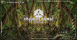 Party Flyer Elysium Island Festival 2020 Rescheduled to 2021 21. Jul. 21, 12:00