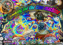 Party Flyer Looking for the time machine - Part 1 23 Jul '21, 18:00