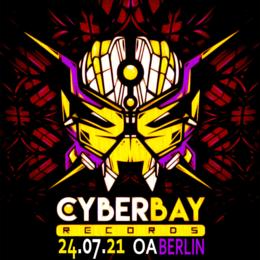 Party Flyer CyberBay Summer Gathering OA 24 Jul '21, 13:00