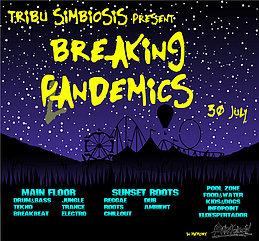 Party flyer: Breaking PLANdemics 30 Jul '21, 18:00