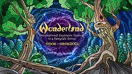 Party Flyer Waldfrieden Wonderland Festival 2020 5 Aug '21, 12:00