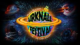 Party Flyer Urknall Festival 2021 13 Aug '21, 14:00