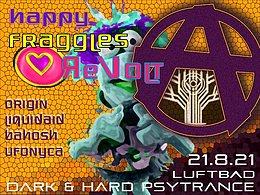 Happy Fraggles Revolt 21 Aug '21, 21:00