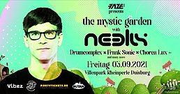 Faze Mag. presents : The Mystic Garden / Neelix / Drumcomplex uvm. / Open Air 3 Sep '21, 20:00