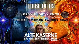 TRIBE OF US - AFTER PARTY 4 Sep '21, 23:00