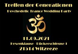 Party Flyer Treffen der Generationen II 11 Sep '21, 18:00