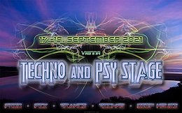 Party flyer: Summerstation Techno and Psy Stage 17 Sep '21, 15:00