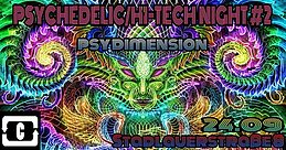 Party Flyer PSYCHEDELIC / HI-TECHNIGHT#2 24 Sep '21, 22:00