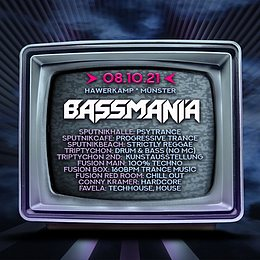 BASSMANIA 8 Oct '21, 23:00