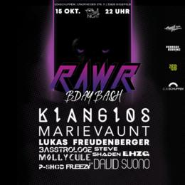 RAWR 15 Oct '21, 22:00