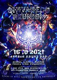 Shivadeco psytribe reunion 16 Oct '21, 21:00