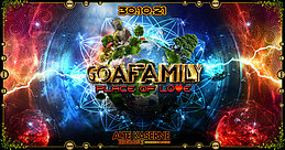 ॐ GOAFAMILY - Place of Love ॐ 30 Oct '21, 22:30