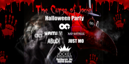 Party flyer: Halloween Party - The Curse of Jockel (Indoor 2G) 30 Oct '21, 22:00