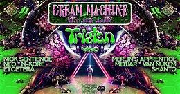 Party Flyer Dream machine 6 Nov '21, 23:00
