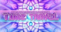 Party flyer: Time travel 19 Nov '21, 23:00