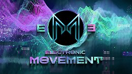 Party Flyer Electronic Movement 17 Dec '21, 23:00