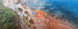 Party Flyer Shankra Festival Sri Lanka 2022 14 Feb '22, 19:00