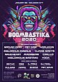 Party flyer: Boombastika 2020 - 2 stage 25 Jan '20, 22:30