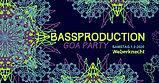 Party Flyer Bassproduction Goa Party 1 Feb '20, 22:00