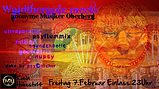 Party flyer: Waldtherapie meets anonyme Musiker oberberg 7 Feb '20, 23:00