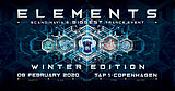 Party flyer: ELEMENTS WINTER EDITION 2020 8 Feb '20, 20:30