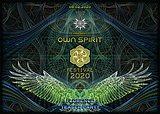 Party flyer: .: OWN SPIRIT FESTIVAL- Teaser Party 8 Feb '20, 23:00