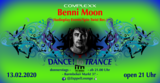 Party flyer: DANCE! to TRANCE 13 Feb '20, 21:00