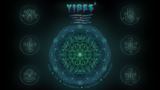 Party flyer: VIBES² - Psychedelic Gathering w/ Cosmic Vibration live 14 Feb '20, 21:00
