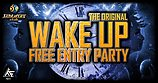 Party Flyer Wake Up 14 Feb '20, 22:00