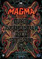 Party Flyer TheDarkCode MAGMA Istanbul 15 Feb '20, 22:00