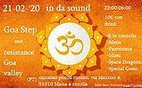 Party Flyer In da sound 21 Feb '20, 22:00