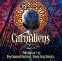 Party Flyer Carnaliens Festival 22 Feb '20, 12:00