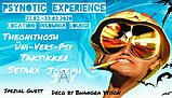 Party Flyer Psynotic Experience 22 Feb '20, 21:00