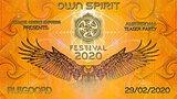 Party Flyer Trance Orient Express invites Own Spirit Festival 29 Feb '20, 22:00
