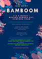 Party Flyer BAMBOOM - Episode Two // Free Rave @ Mekong Bamboo Hut 6 Mar '20, 10:00