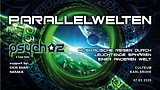 Party Flyer Parallelwelten ॐ w/ Psychoz 7 Mar '20, 23:00