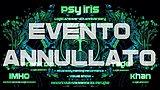 Party Flyer Psy Iris // Logic.Answer 4th Anniversary 7 Mar '20, 22:30