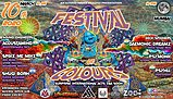 Party Flyer Festival Of Colour Psytrance 10th March 2020 Open air 10 Mar '20, 10:00
