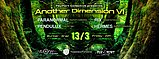 Party Flyer PsyPort Collective presents: Another Dimension VI 13 Mar '20, 22:00