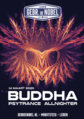 Party Flyer Buddha #3 - Psytrance Allnighter | Gebr. De Nobel 15 May '20, 23:00