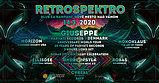 Party Flyer RetroSpektro - Giuseppe (Parvati rec.) 3h set 14 Mar '20, 21:00