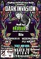 Party Flyer Dark invasion vol 9 20 Mar '20, 18:00
