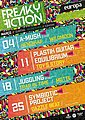 Party Flyer FREAKY FICTION 25 Mar '20, 23:00